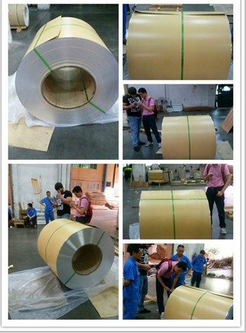 Heat Insulation Aluminium Jacketing for Moisture Barrier (A1050 1060 1100 3003)