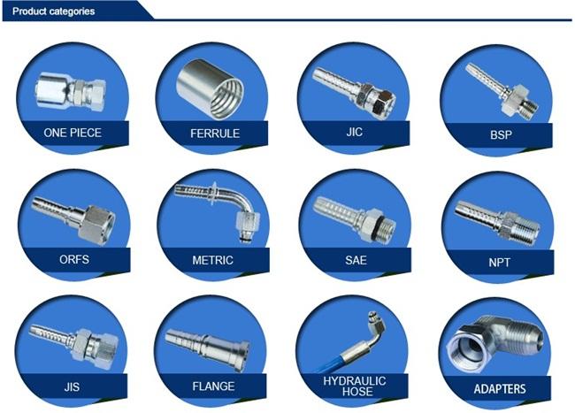 45degree Femalr Multiseal Bsp Pipe Fittings