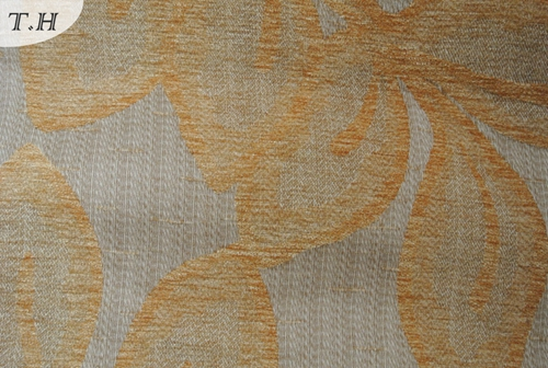 100% Polyester Jacquard Chenille Sofa Fabric for Home Textile