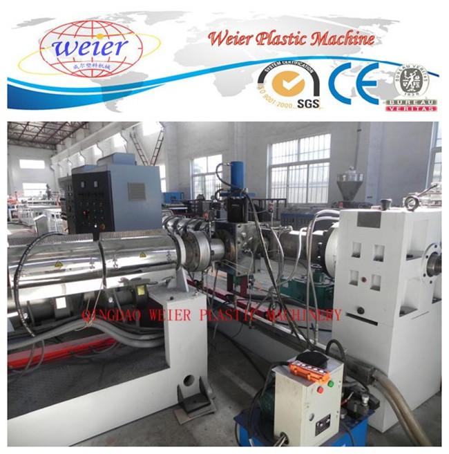 XPS Foam Board Expanded Plastic Extrusion Machine (XPS135/150 weier)