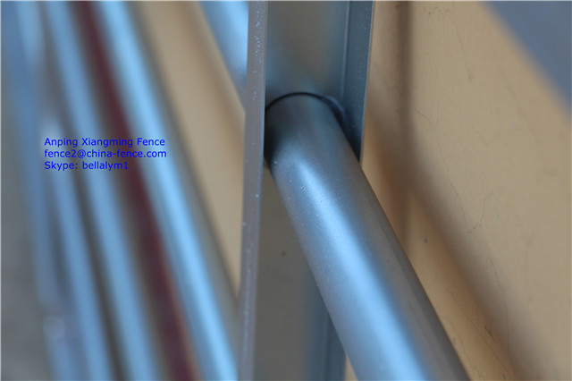 UK Type Style Hot Dipped Galvanized Heavy Duty Steel Tube Farm Gates