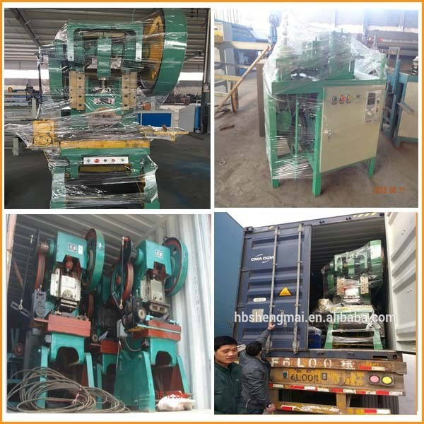 40t Automatic Concertina Razor Barbed Wire Making Machine with Ce
