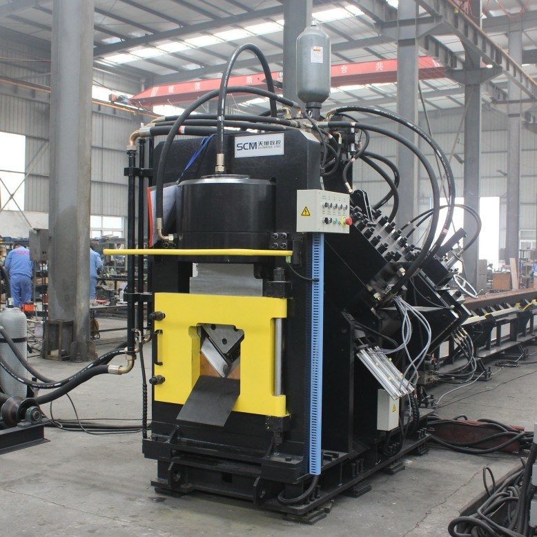 Sudut Punching Machine