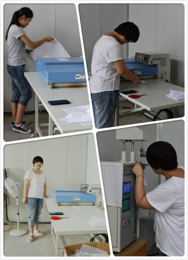 Cotton Woven Fusible Collar Interlining for Shirt