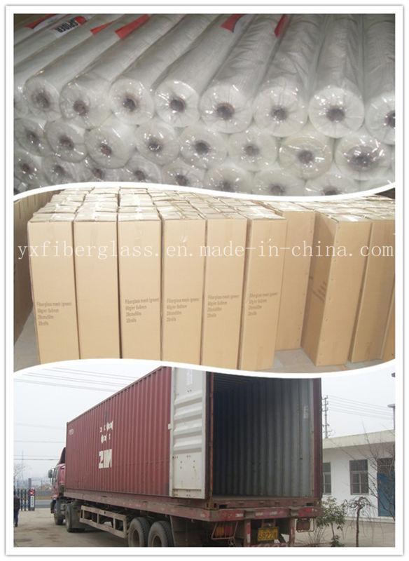 5mm*5mm 150G/M2 Wall Reinforcement Fiberglass