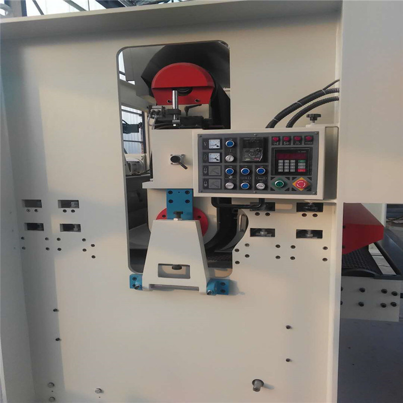 One Head Heavy Duty Thickness Calibration Belt Sander