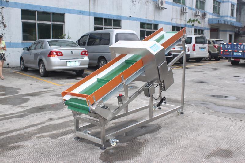 Customized Industrial Conveyor Metal Detector for Crusher