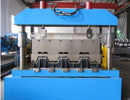 Deck Steel Panel Roll Forming Machine