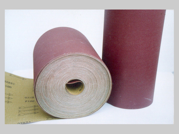 Sanding Paper Cloth Coated Abrasive for Metal