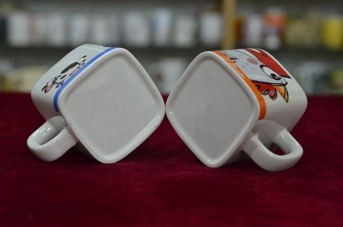 Squared Promotion Mug