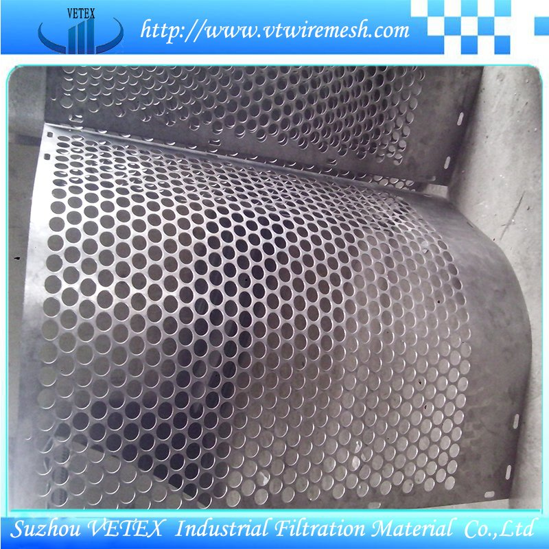 SUS 304L Perforated Wire Mesh
