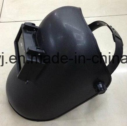 PP Safety Welding Mask/PP Material Full Face Welding Mask with Double Lens, Welding Helmet Mask, Welding Headset, Welding Mask