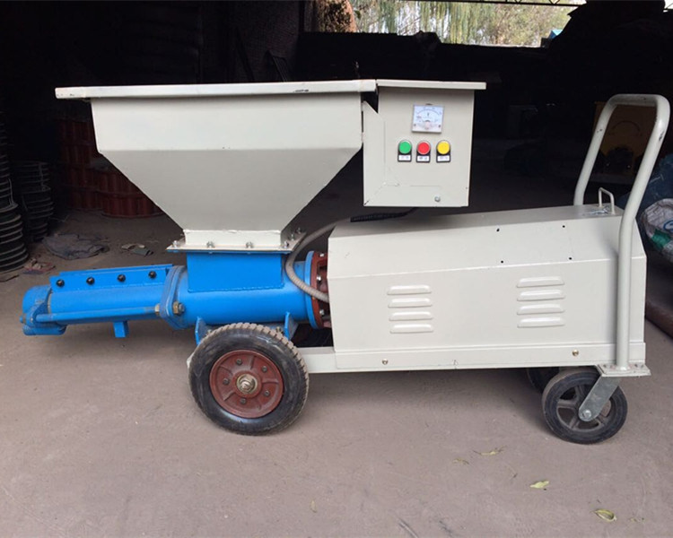 Single  Screw  Pump  Cement  Grout  Injection  Pump  Price