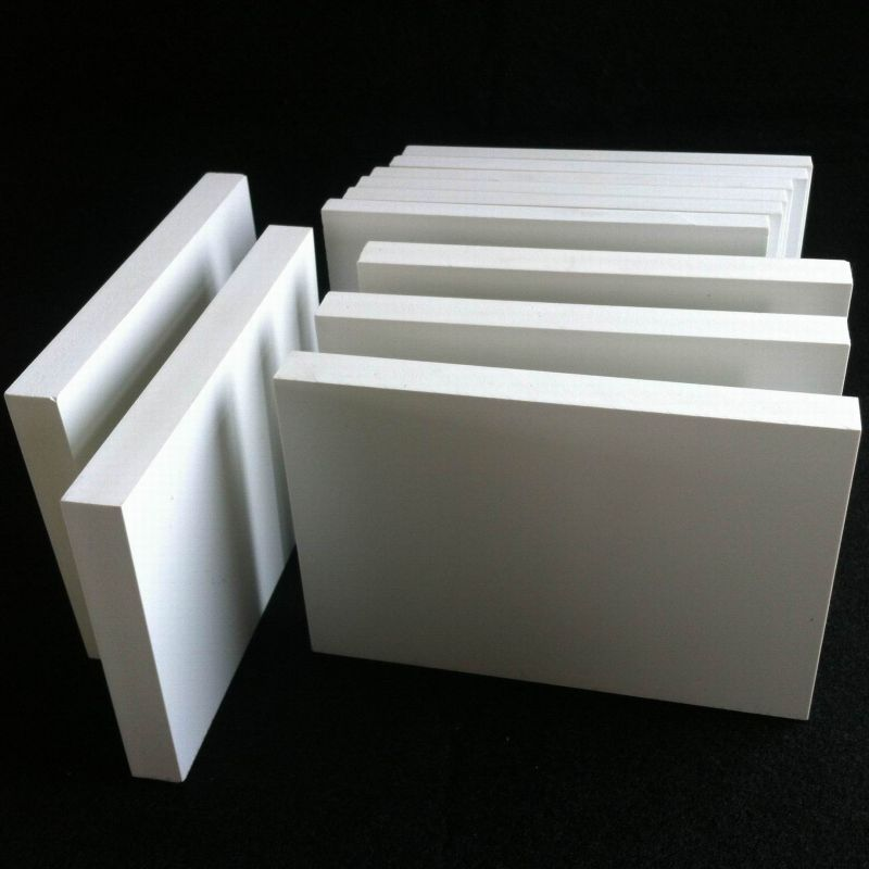 Strong Durable Easy Working PVC Foam Board for Furniture Kitchen Bathroom Cabinet Use