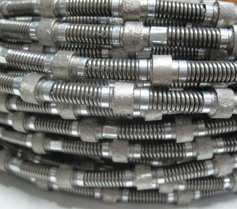 Good Quality Diamond Wire Saw for Marble Quarry/Block Tools
