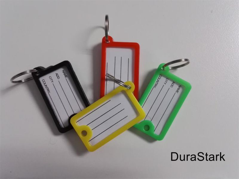Sign Card & Plastic Key Tags (DR-Z0212) D