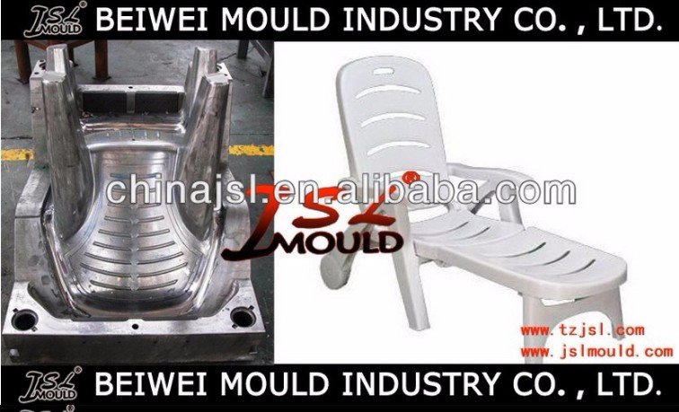 Injection Plastic Charles Emes Chair Mould