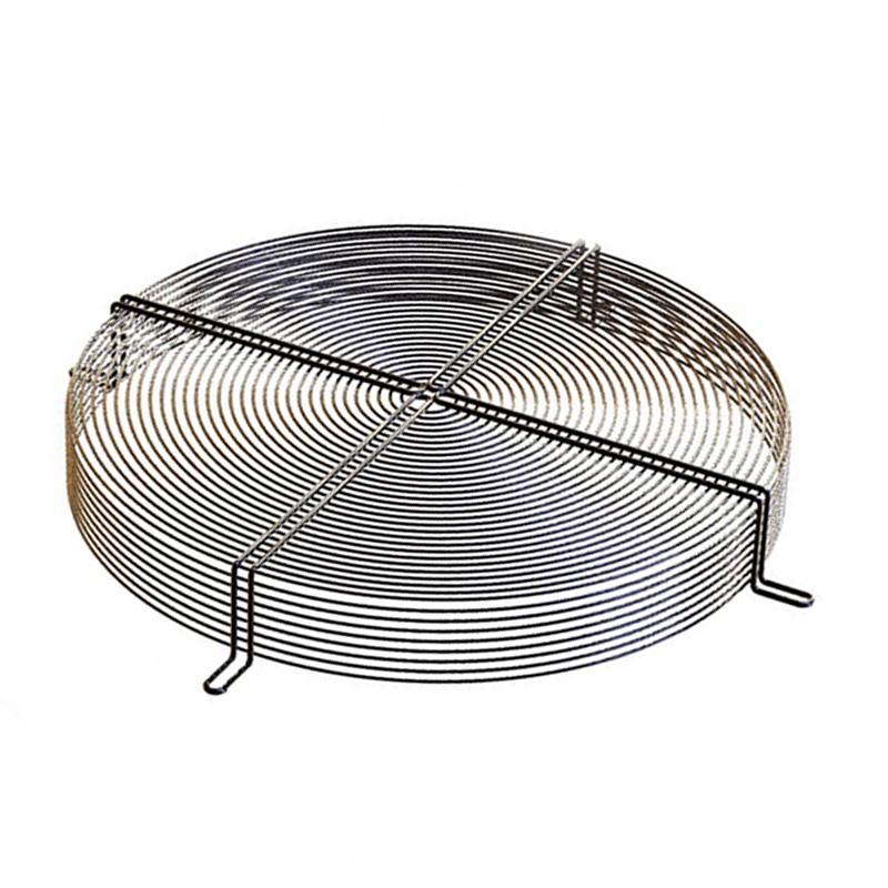Custom Pcv Coated Motor Steel Fan Guard Grid