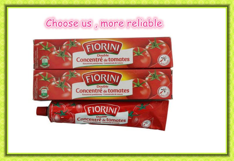 Tube Tomato Paste with High Quality