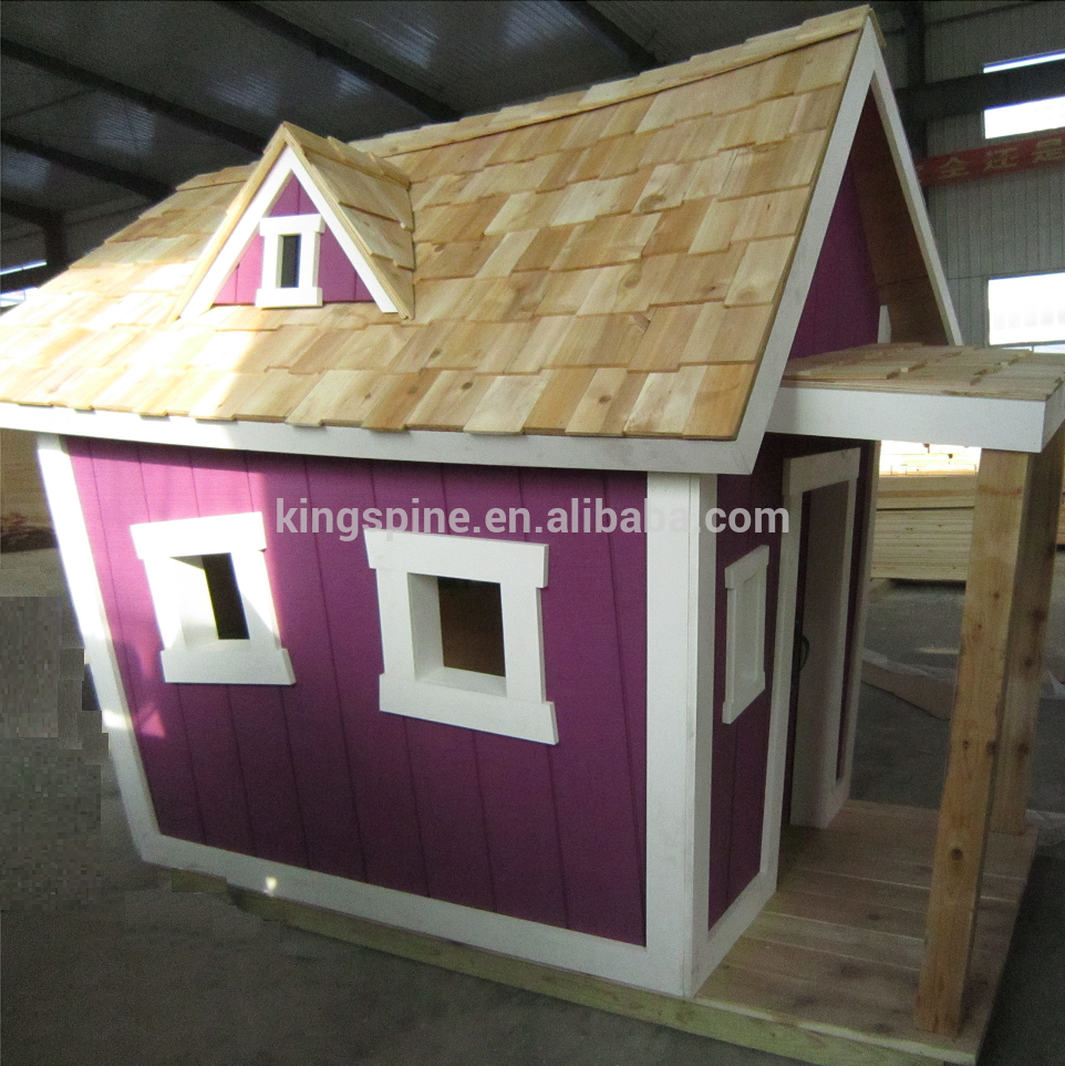 Factory price Prefab Log House
