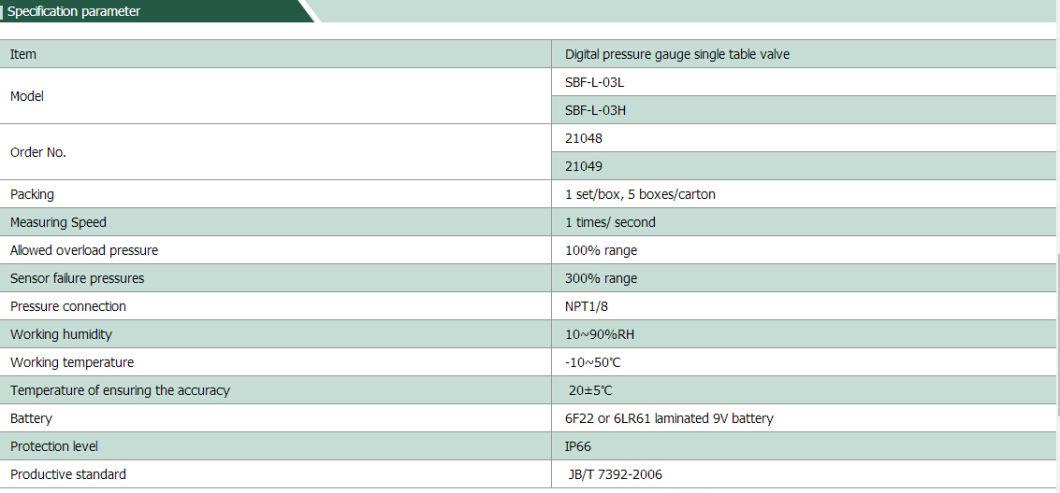 A/C Refrigeration Digital Manifold Gauge Aluminum Valve Body