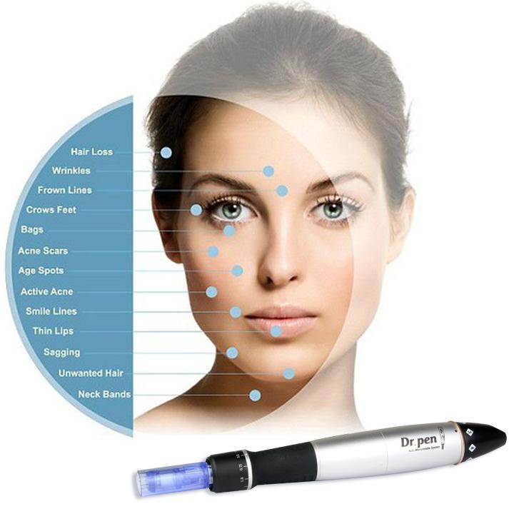 Ce Proved Dermaroller Dr Pen Micro Needles for Skin Rejuvenation