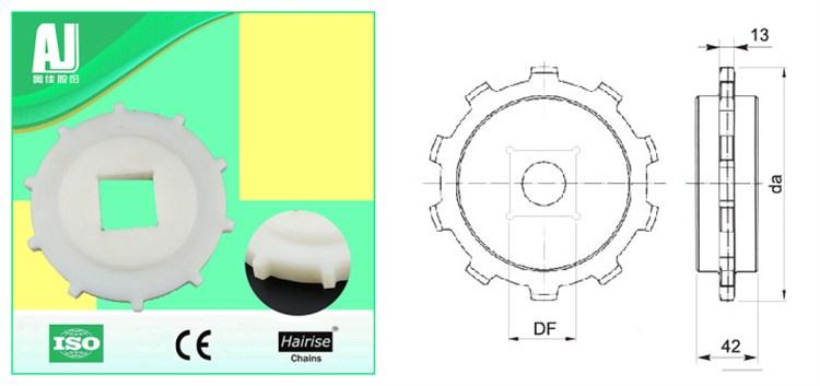 Har-6300 Plastic Conveyor Sprocket or Belt Wheel