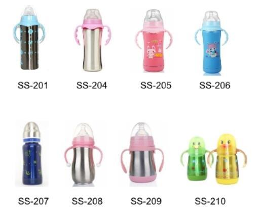 304 Kid Stainless Steel Thermos Flask for Drinking
