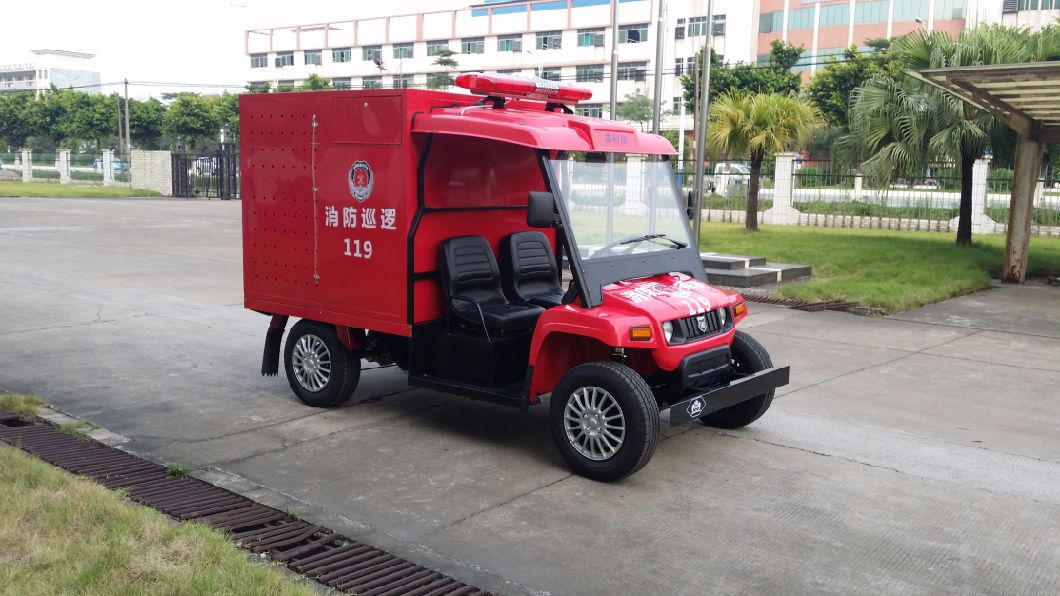Good Price 4 Wheel Used Fire Fighting Car Rescue Emergency Vehicle