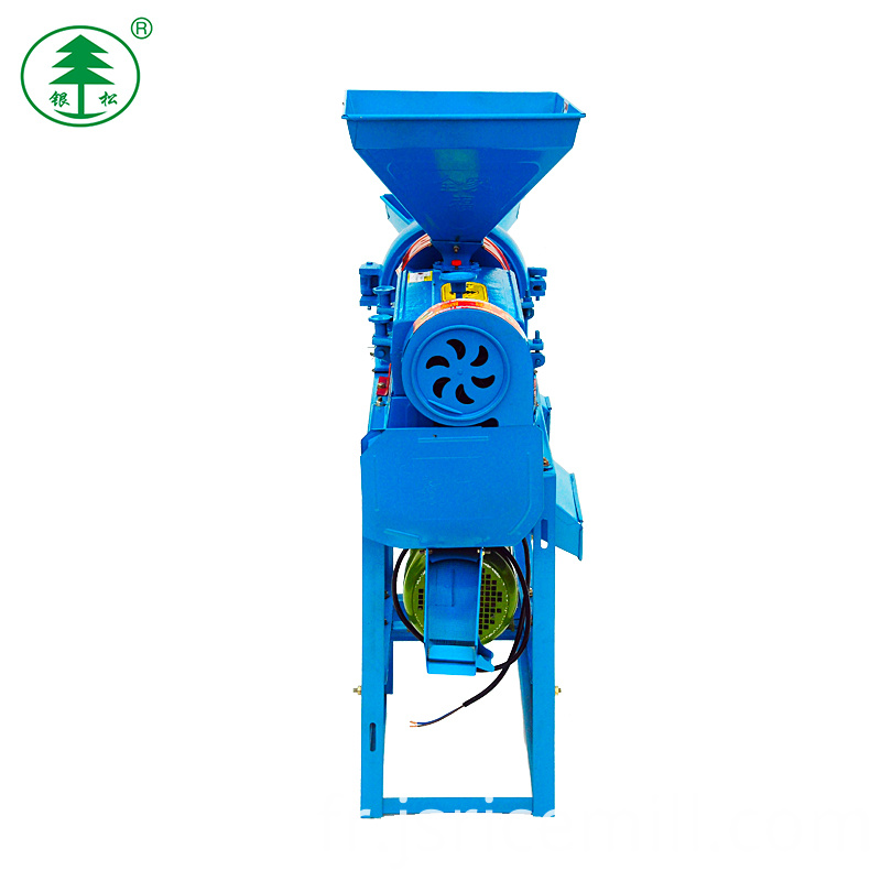 Portable Rice Mill Machine