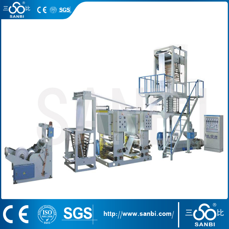 Film Blowing pinting connect-line Machine(CE)