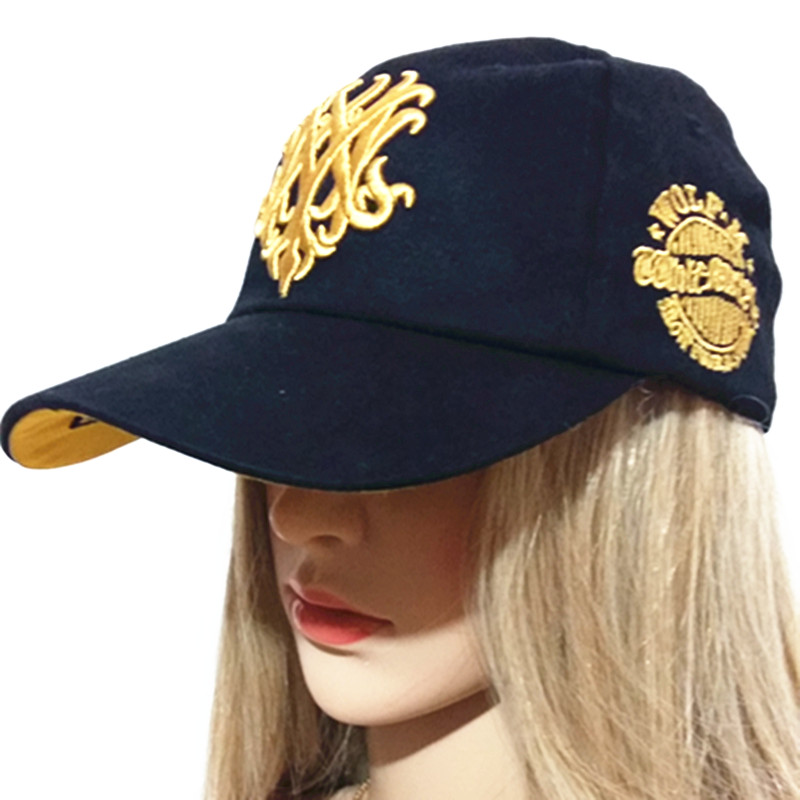 2017 Factory Direct Selling OEM Embroidered Cap Baseball Cap Trucker Hats