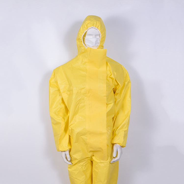 Biochemical Coverall Suit