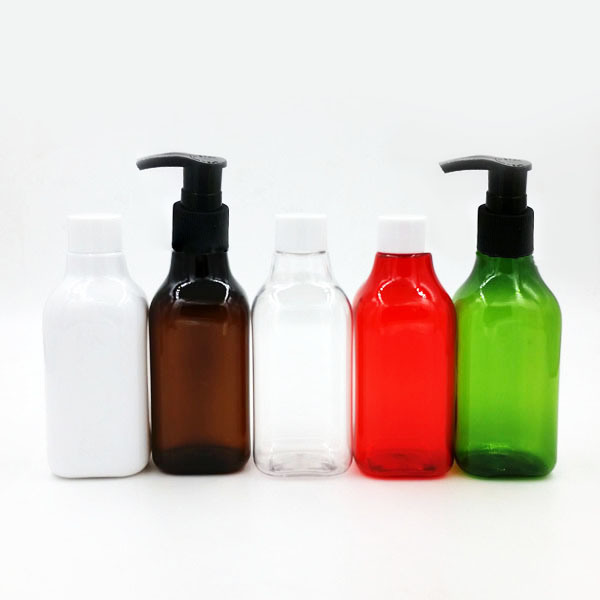 Plastic Bottle for Cosmetic Packaging (NB205)