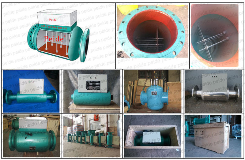 Water Descaler Cooling Tower Recycled Water Treatment Equipment