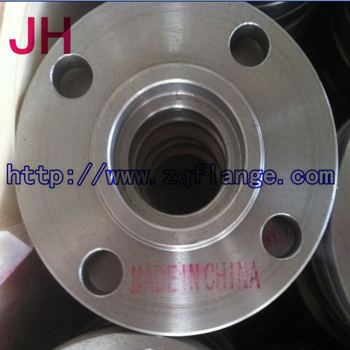 Forge Stainless Steel 304 Bind Flange Forges Steel Q235 Flange