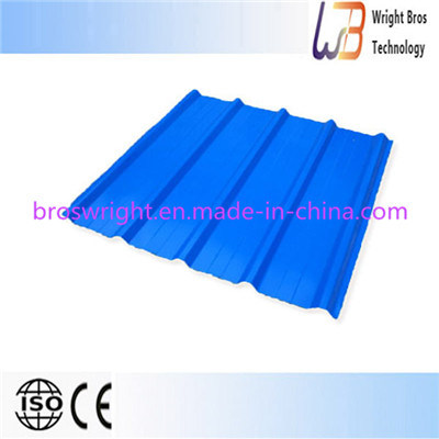Cold Roof Roll Forming Machine