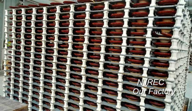 ANSI 55-1 55-2 55-3 55-4 55-5 Ceramic Porcelain Pin Type Insulator