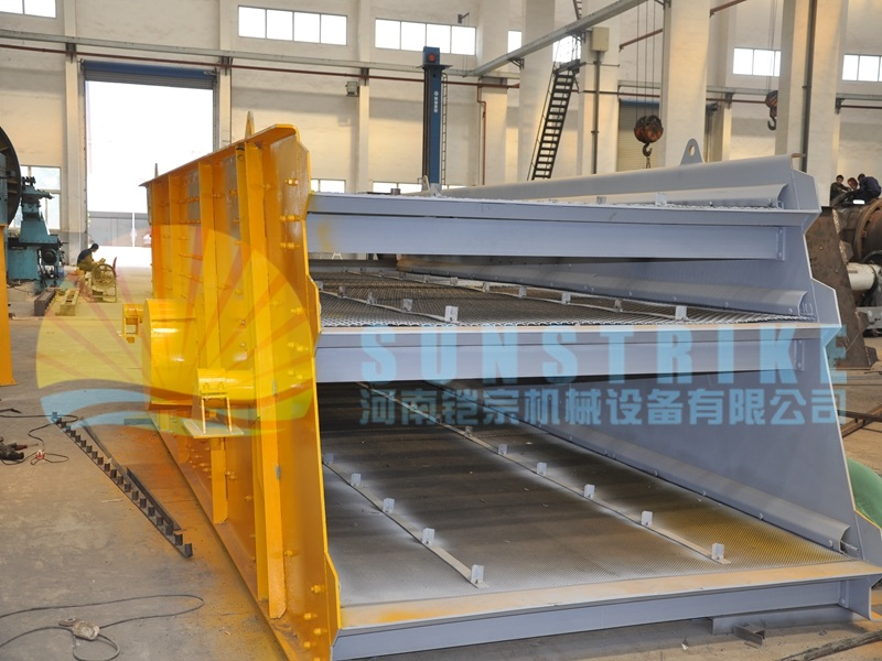 Discount Price Hot Vibrating Screen for Sand