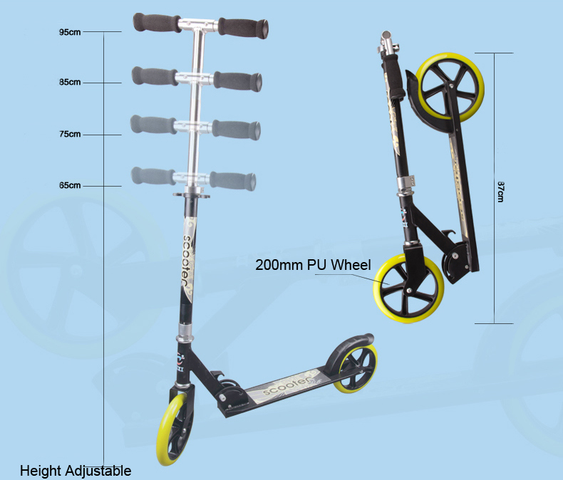 Kick Scooter with Best Sales for Adult (BX-2M002)