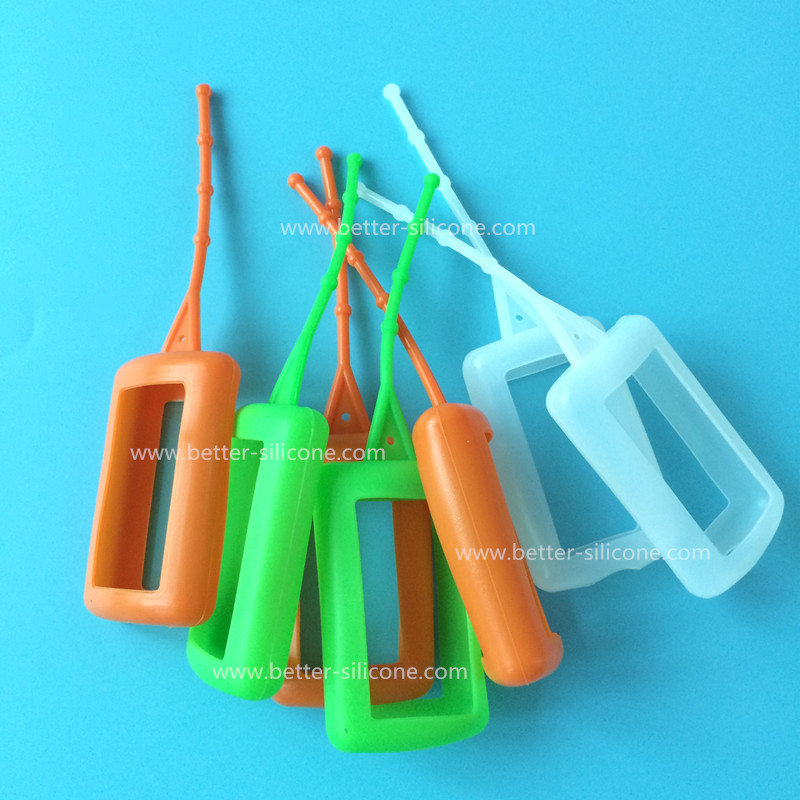 Portable Cool Silicone Cell Phone/Perfume Bottle Cases