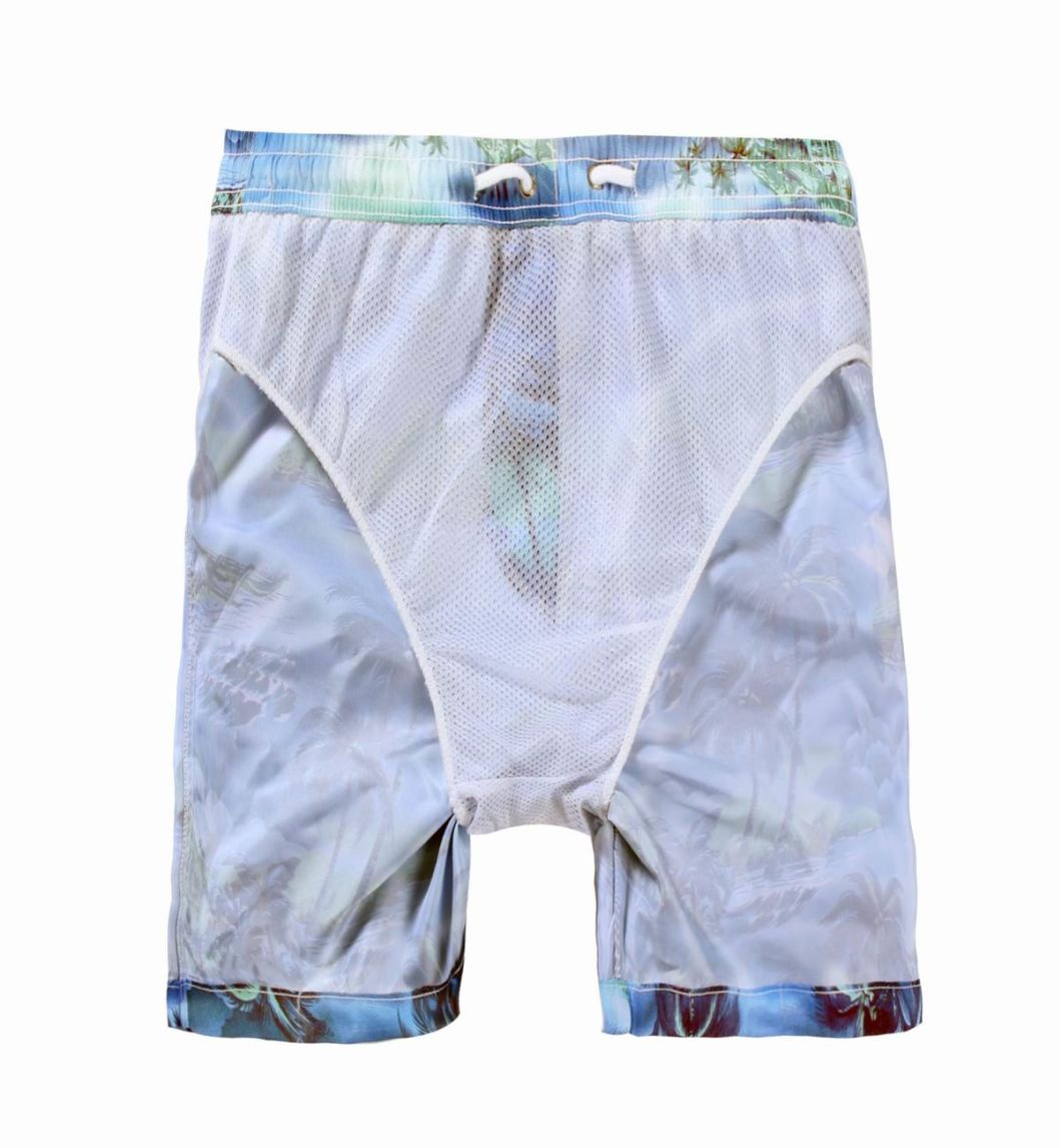 Men and Women's Digital Printing Board Shorts Stock (MB004)