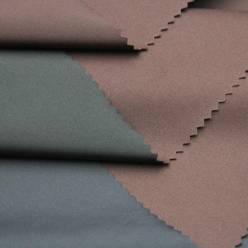 30d Polyester Pongee Fabric with PU Waterproof Coating