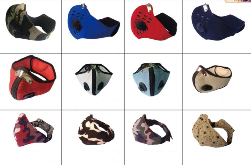 Motorcycle Accessories Cotton Mask 02 of Good Quality