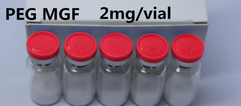 Peg-Mgf 2mg/Vial Peptide Peg Mgf Human Growth Peptide for Muscle Buliding
