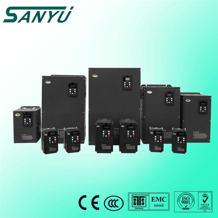 Sanyu Sy8600 220V 3phase 0.4kw~2.2kw Frequency Inverter