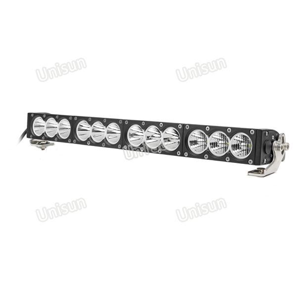 High Power 12V 120W Auxiliary LED 4X4 Light Bar