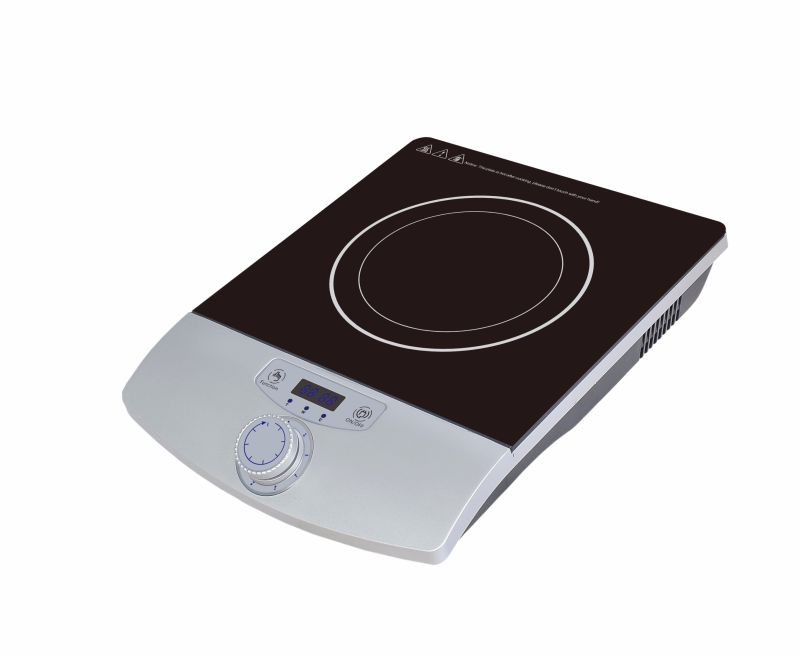 Push Button Control Induction Stove with Knob Sm-A30