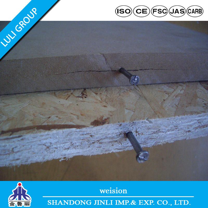 Waterproof OSB 3 Board Form Luli Group