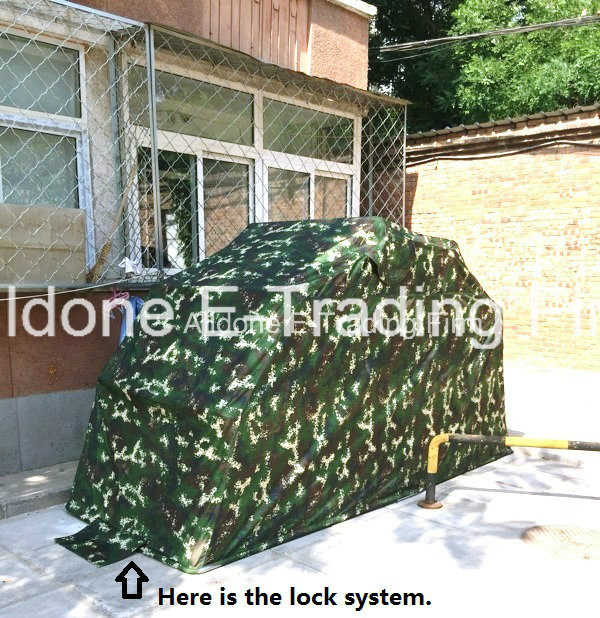 Movable Motorcycle Shelter, Wholesale Waterproof Outdoor Motorcycle Garage Foldable Shelter